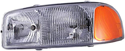 05 sierra headlight assembly - 8