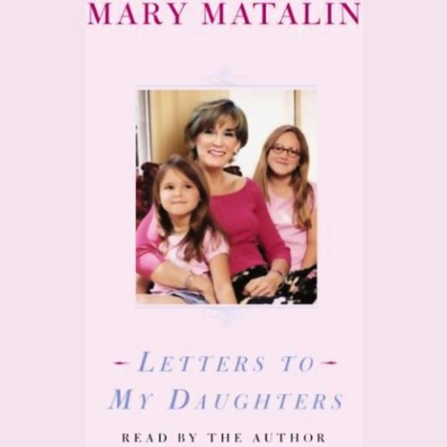 Letters to My Daughters audiobook cover art