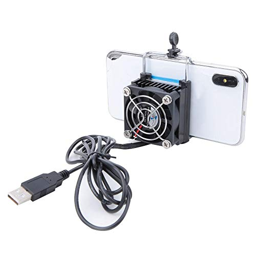 Portable Mobile Phone Cooler,Semiconductor Refrigeration System,1.5 Meters Cable 5V 2A USB port