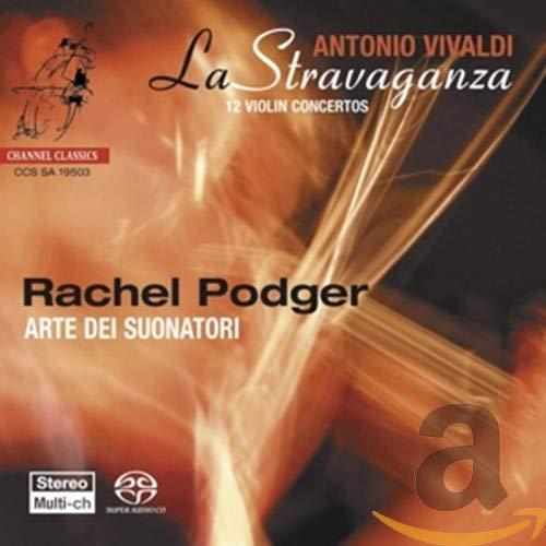 Stravaganza: Violin Concerti Op 4 1-12 (Hybr)