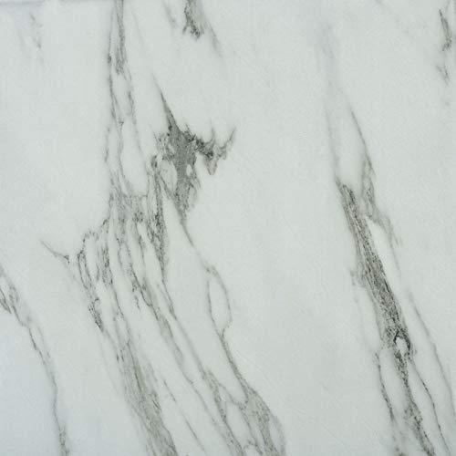 d-c-floor - 5 m² Selbstklebende Bodenfliesen - Fliesenaufkleber für den Boden, Premium Marble