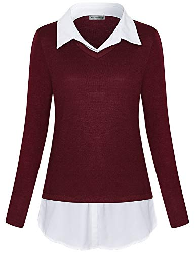 Top 10 Best Collared Sweaters Women's Comparison