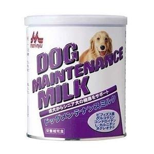 森乳サンワールド『ドッグメンテナンスミルク』
