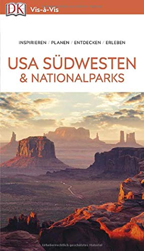 Vis-à-Vis Reiseführer USA Südwesten & Nationalparks