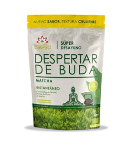 Despertar de Buda Matcha 360gr. Bio