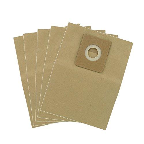 Europart Nilfisk GM200 Lot de 5 sacs à aspirateurs en papier Pièce non originale