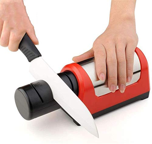 YFGQBCP Professional Knife Sharpener, Premium Stages Electric Fast Knife Sharpener, Is A Household Necessity - Professional Chef's Choice