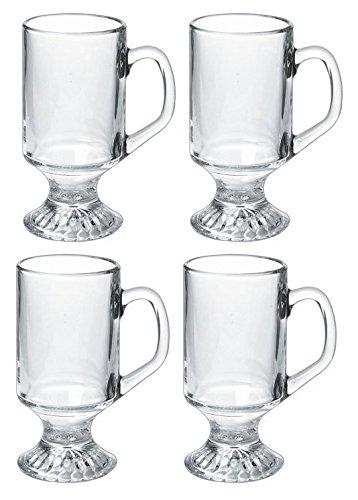 Luminarc 9.75-ounce Irish Coffee Footed Mug