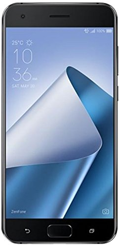 Asus 773938 Zen 4 5.5 Smartphone, Marchio Tim, 64 GB, Nero [Italia]