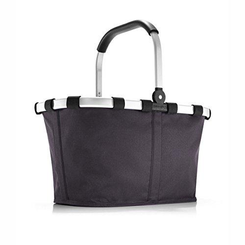 Reisenthel Carrybag, Design Anniversary Dots, Graphit (grau) - RA-BK7033