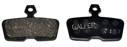Galfer Bike Standard Brake Pad AVID Code R (11-), Unisex niños, Negro,...
