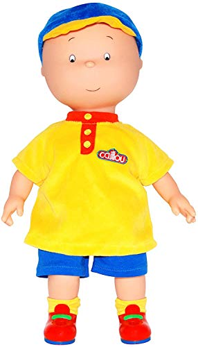"""Caillou 14"""" Classic Doll"""