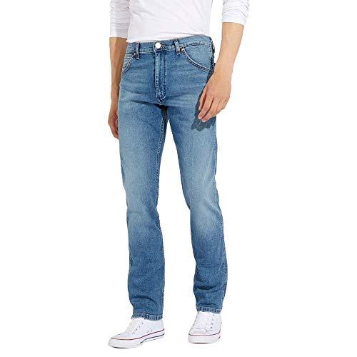 Wrangler Icons Jeans, Blu (3 Years 10k), 36W / 32L Uomo
