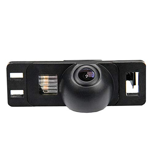 Caméra de recul couleur caméra de stationnement vision nocturne et système de recul étanche pour Citroen C4 Nissan Sunny/Qashqai/X-Trail/Geniss/Pathfinder 2005-2011 / Dualis/Navara/Juke MG3