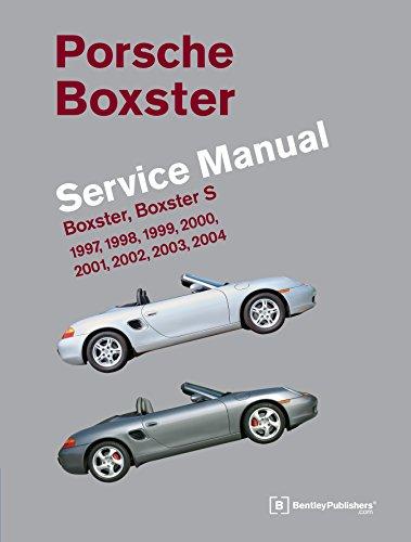 Porsche Boxster, Boxster S Service Manual 1997-2004
