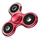 ATESSON Fidget Spinner EDC ADHD Stress Relief Reducer Toys for Kids Adults, High Speed Bearing Metal Hand Spinners Anxiety Finger Toys Boredom Killing Time Toys