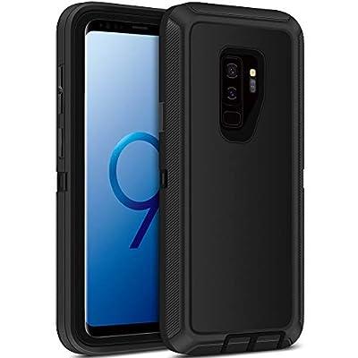 Amazon - Save 50%: Galaxy S9 Plus Case, Jiunai 3 in 1 Outdoor Anti Scratch Shock Resistance Sports…