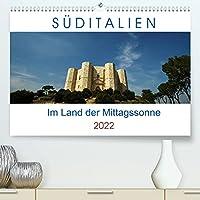 Sueditalien - Im Land der Mittagssonne (Premium, hochwertiger DIN A2 Wandkalender 2022, Kunstdruck in Hochglanz): Traumhaftes Sueditalien als Begleitung durch das Jahr (Monatskalender, 14 Seiten )