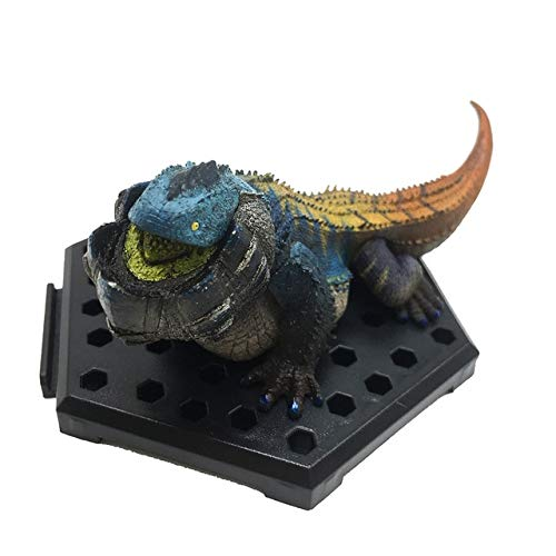 Japan Anime MHW Monster Hunter World Action Figure Modelli in PVC Hot Dragon Decorazione Toy Model Collection Gift, YanZeiLong34