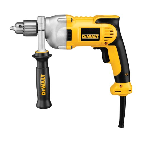 Product Image of the DEWALT Electric Drill, Pistol-Grip, 1/2-Inch, 10-Amp (DWD210G)