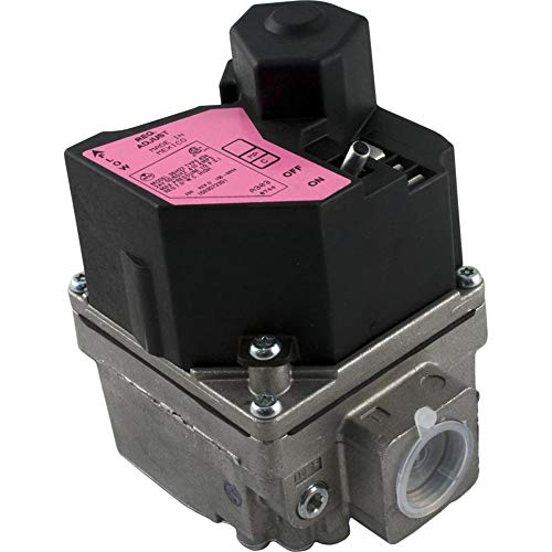 Hayward IDXLGSV0002 Natural to Propane Gas Conversion Valve Replacement Kit for Hayward Universal H-Series Heater