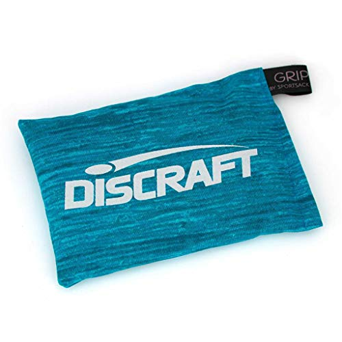 Discraft SportSack Disc Golf Grip Enhancer (Blue Wave)