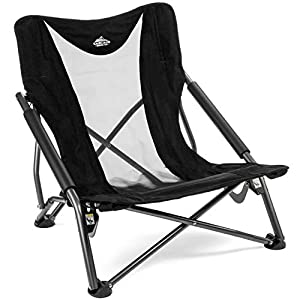 Cascade Mountain Tech Compact Low Profile Beach Chair review