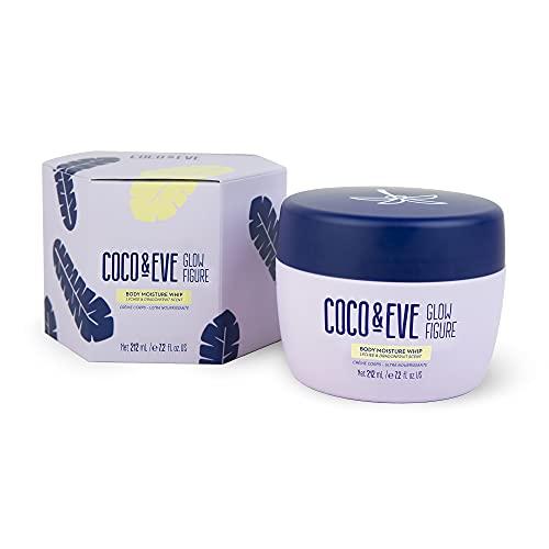 Coco & Eve Glow Figure - Crema corporal hidrante - Loción para mujer | Hidratación para el cuerpo (212ml)