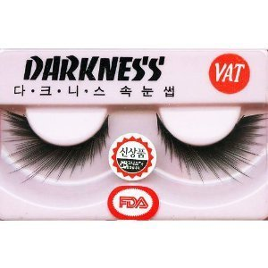 Darkness False Eyelashes VAT by False Eyelashes VAT