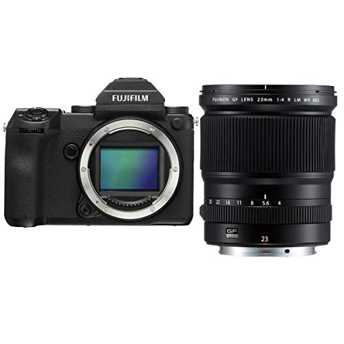 Fujifilm GFX 50S 51.4MP Medium Format Mirrorless...