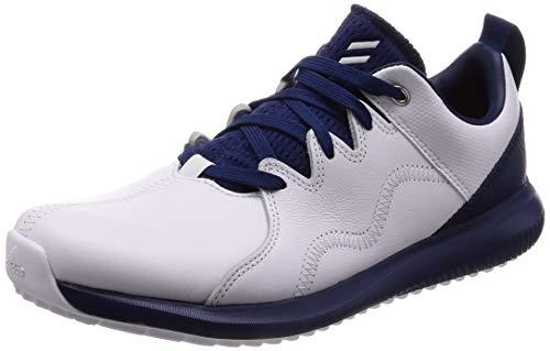 adidas Herren Adicross Ppf Golfschuhe, Weiß (Blanco/Azul Bb7875), 40 2/3 EU