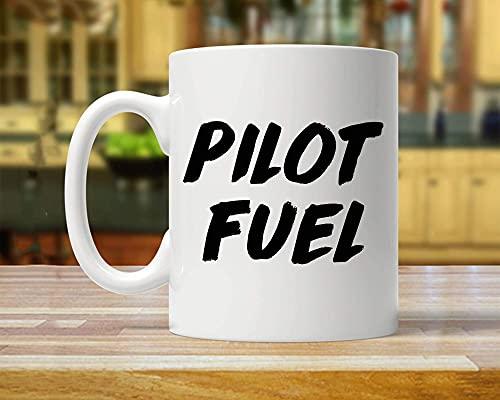 Piloto Regalo Piloto Taza Regalo para Piloto Regalos Piloto Piloto Taza de Café Piloto Copa de Café Piloto Mejor Piloto Piloto Combustible Mejor Piloto Piloto Copa