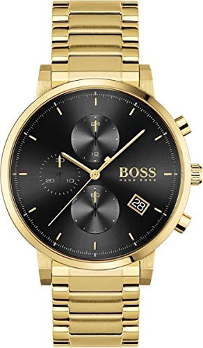 Hugo Boss Quarz Uhr mit Edelstahl Armband 1513781