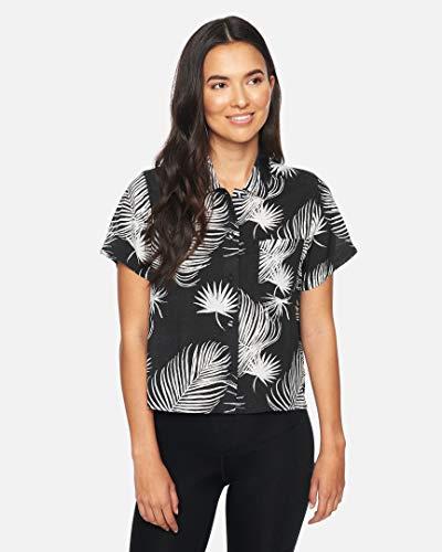 Hurley W Getaway Printed S/S Camisa Mujer