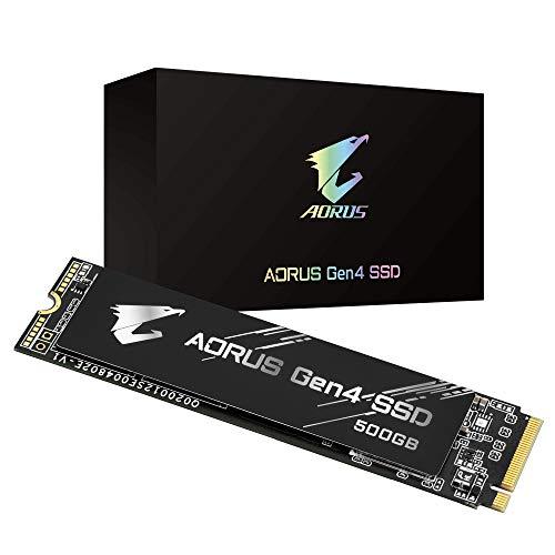 Gigabyte Technology GP-AG4500G M2 SSD 500G