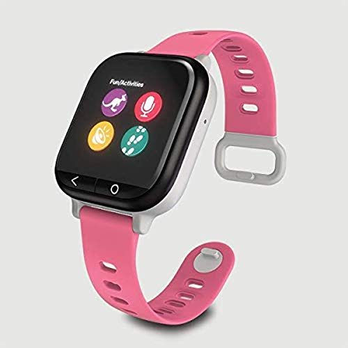 Verizon Gizmowatch - Connected Kids Smartwatch with GPS Tracking and Wireless Calling to 10 Numbers