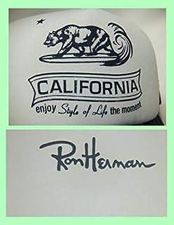 RHカフェ限定 ロンハーマンカフェ Original Mesh Cap 紺×白 オリジナル メッシュ キャップ RH CAFE Ron Herman