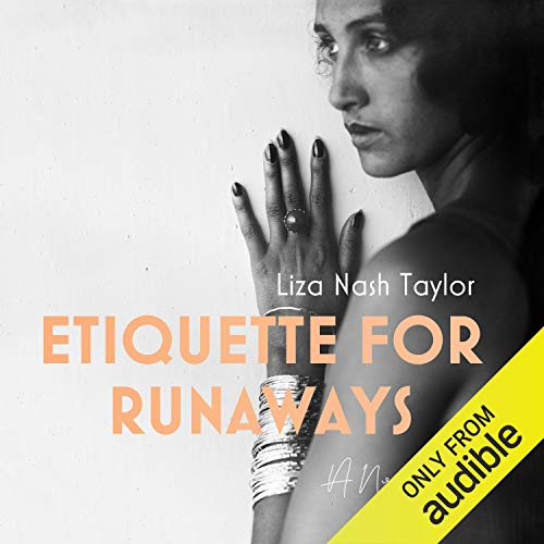 Etiquette for Runaways audiobook cover art