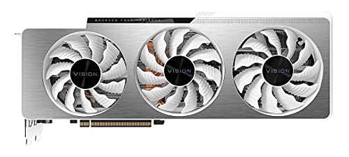 Gigabyte GeForce RTX 3080 Ti Vision OC Grafikkarte, 12 GB