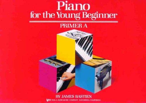 Bastien Piano Basics: Piano For The Young Beginner Primer A: Noten für Klavier
