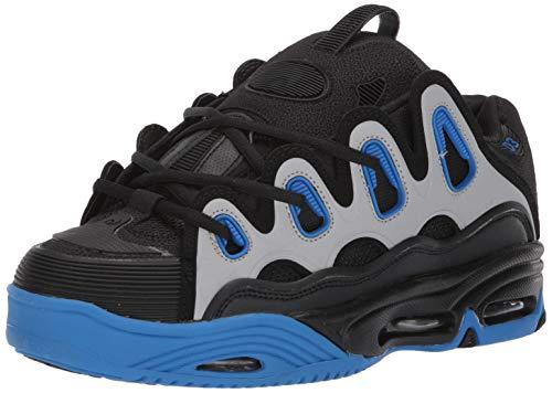 Osiris Men's D3 2001 Skate Shoe, Royal/Black, 14 M US