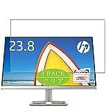 Vaxson - Pellicola protettiva per schermo compatibile con HP 24f 2XN60AA#ABJ 23.8', senza bolle