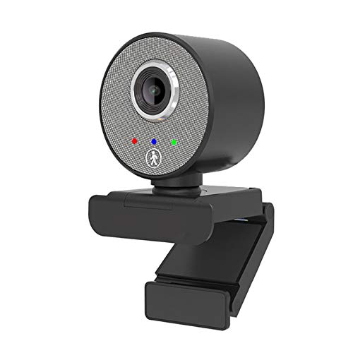 KAIXIN Cámara de la cámara HD Webconference del USB con el micrófono incorporado apoya el seguimiento móvil