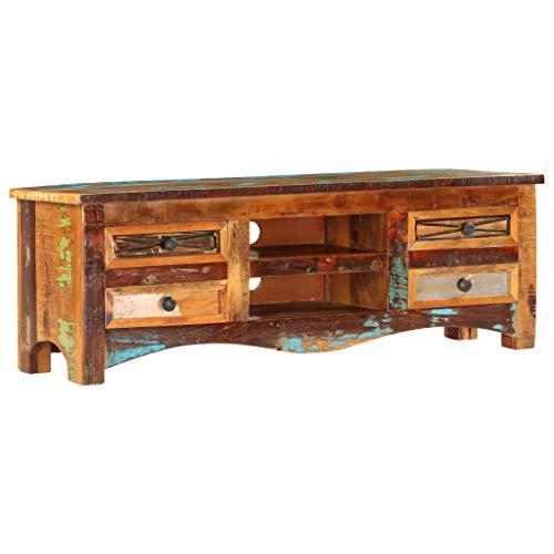Mueble Tv de madera reciclada