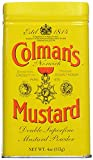Colman s, Dry Mustard Powder, 4 oz
