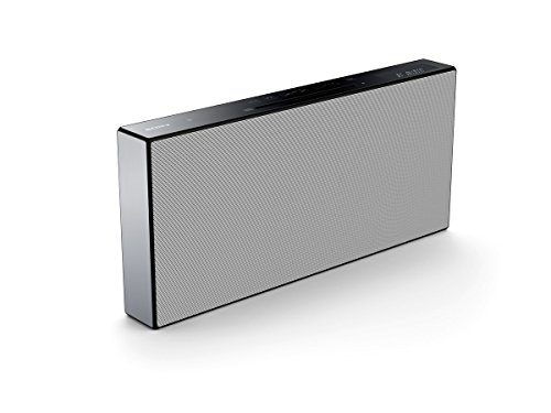 Sony CMT-X5CDW - Microcadena de 40W (CD, Radio, USB, Bluetooth, NFC, estéreo), Gris