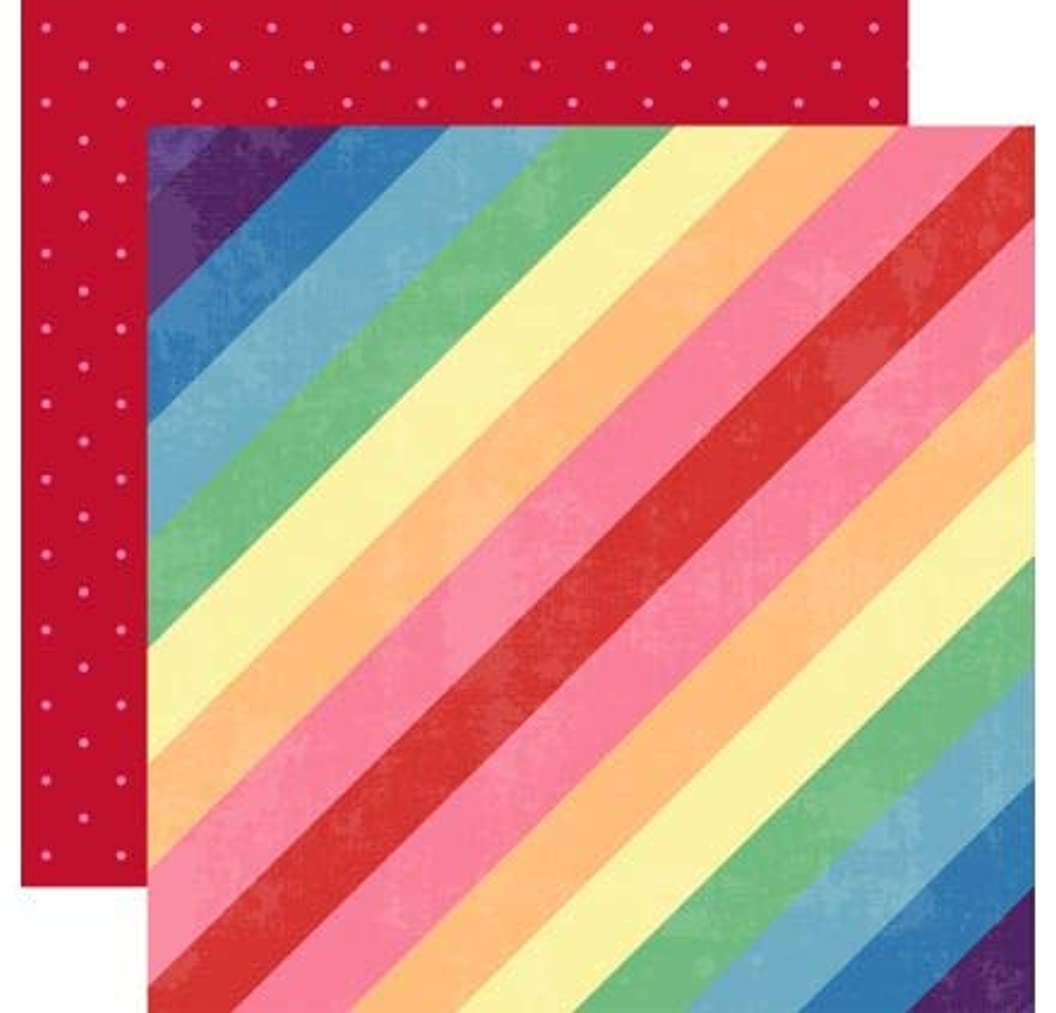Webster's Pages Stripes Scrapbooking Paper (US2440D) bozgnbcqkwy09