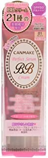 Canmake Tokyo Perfect Serum BB cream 01 by Canmake