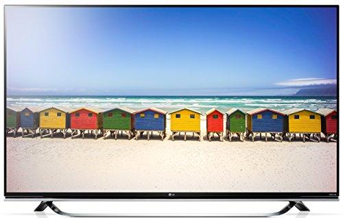 LG 49UF8509 123 cm (49 Zoll) Fernseher (Ultra HD, Triple Tuner, 3D, Smart-TV)