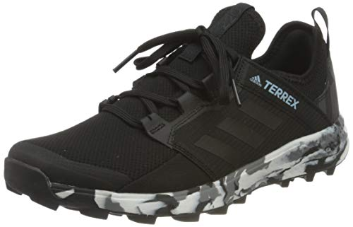 Adidas Terrex Speed LD W, Zapatillas de Deporte Mujer, Multicolor (Negbás/Nondye/Gricen 000), 38 2/3 EU